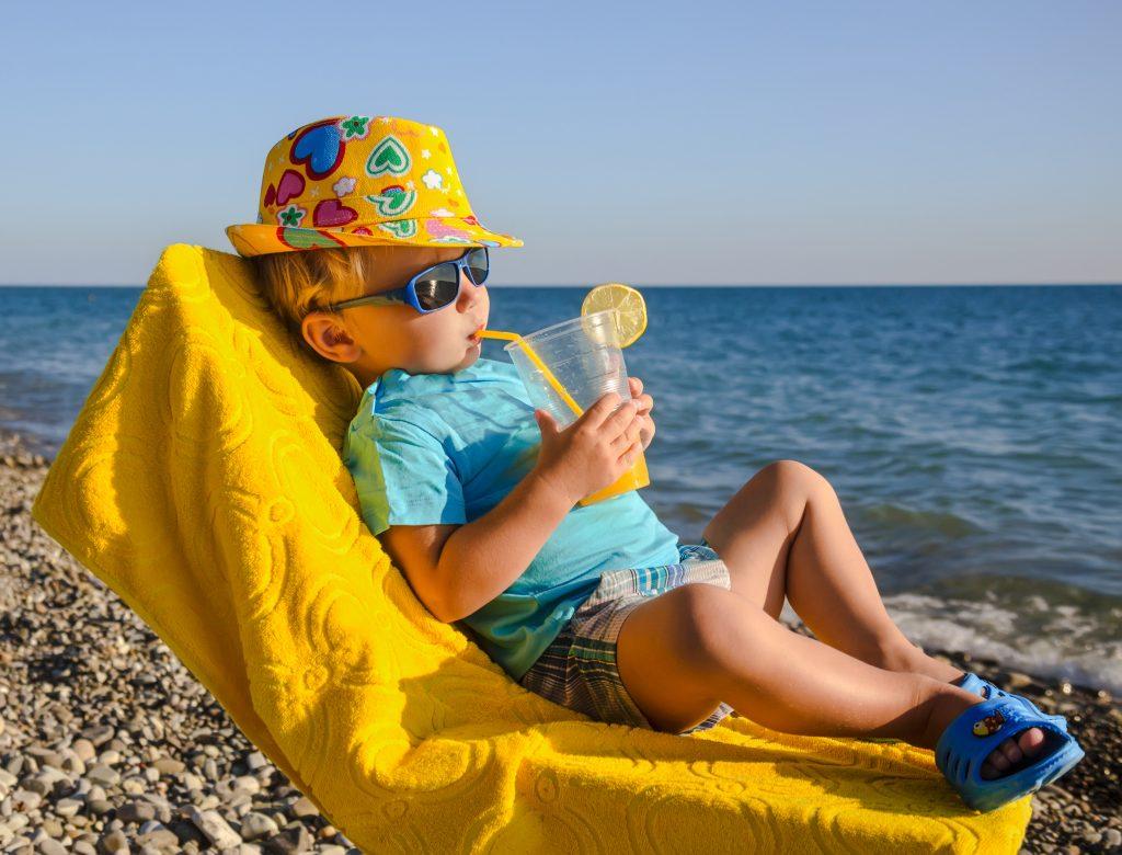 Детский оздоровительный отдых в Греции