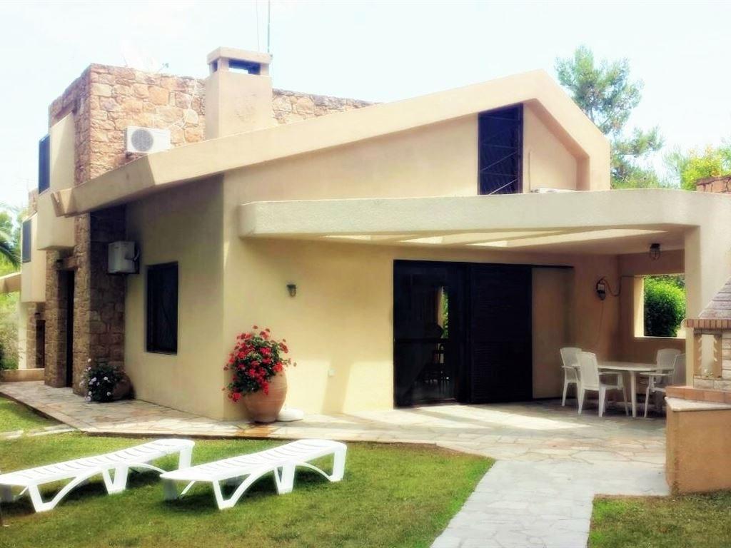 Villas Stamatiadis Sani Cape