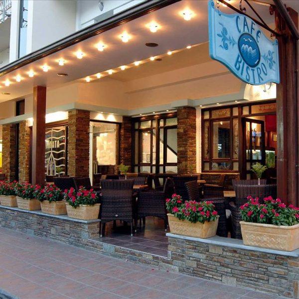 Kymata Hotel Paralia