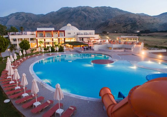 Georgioupolis Resort Aquapark and SPA