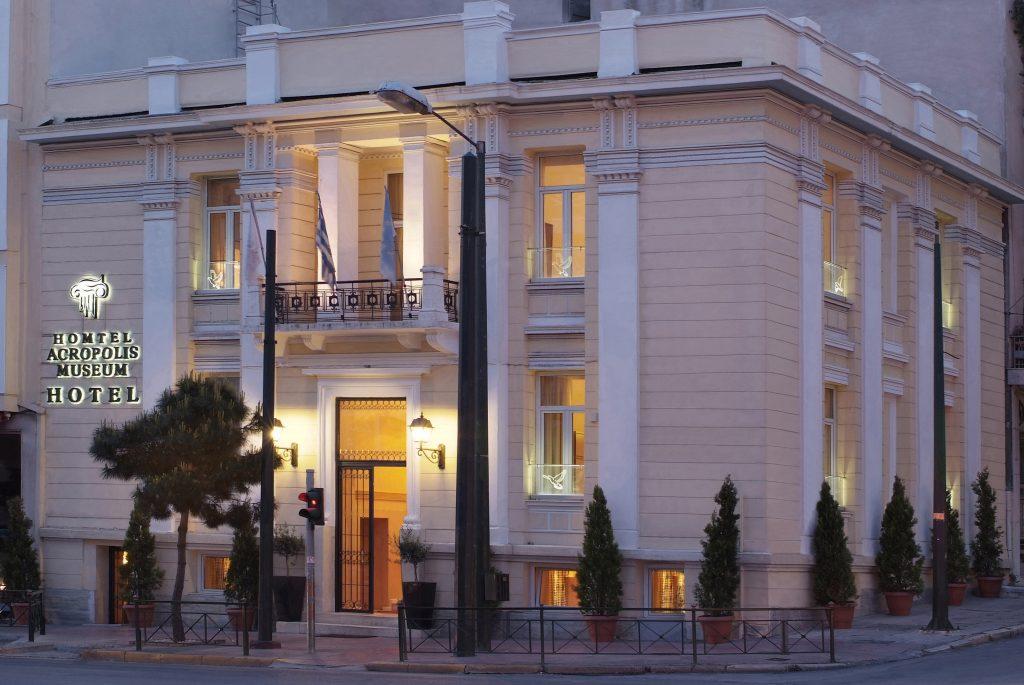 Acropolis Museum Hotel