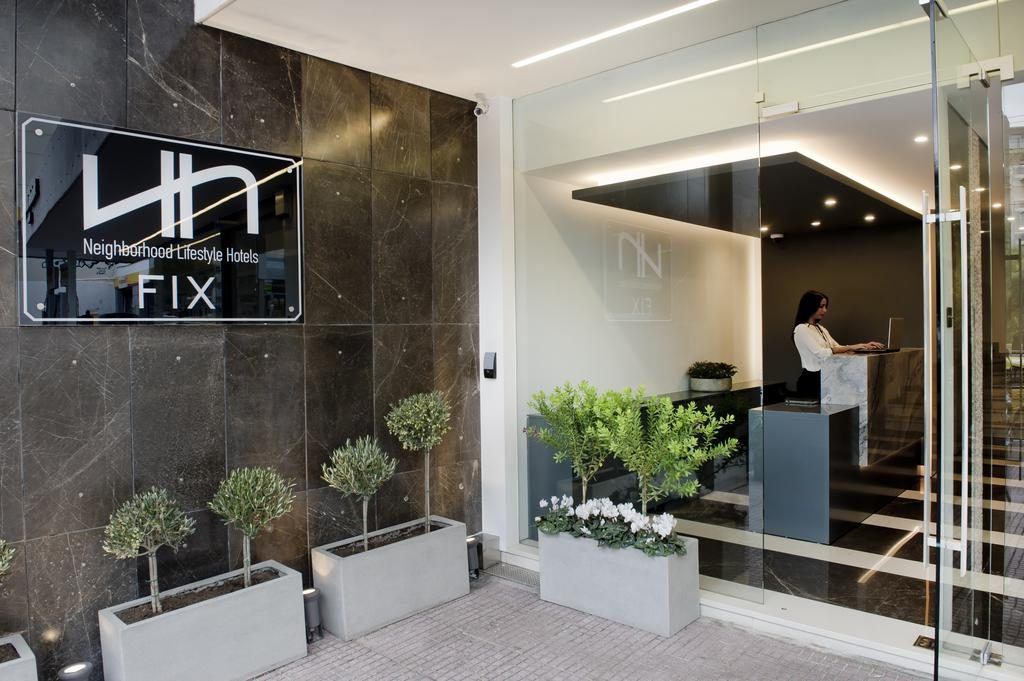 NLH FIX | Neighborhood Lifestyle Hotels