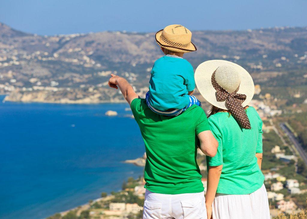 Семейные выходные в Афинах