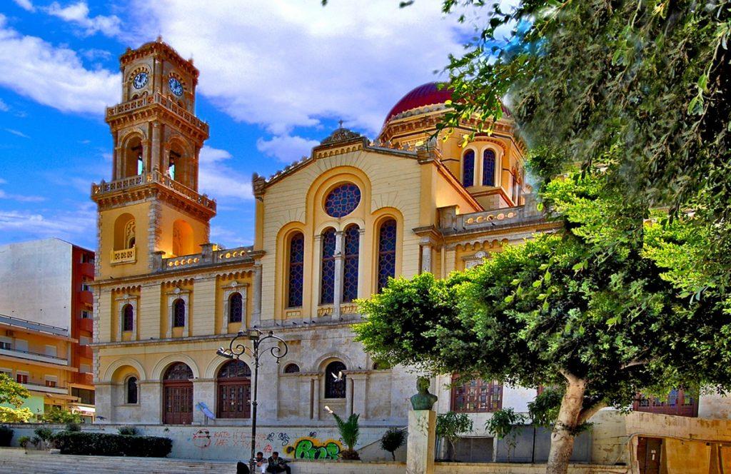 «ОСТРОВ ЕСТЬ КРИТ...» Православные святыни острова Крит