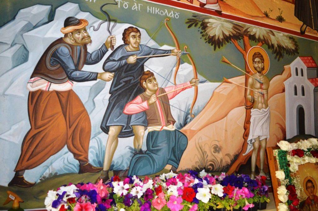 Святыни Апостольской Церкви  Греция-Италия