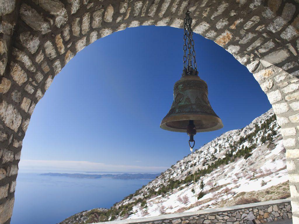 Святыни Православной Греции и Италии